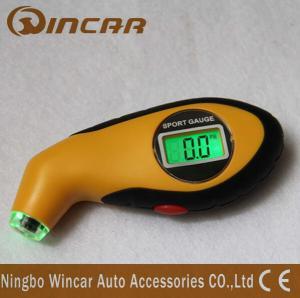 12V 150psi Pressure Digital Tire Pressure Guage Precision With Customized Logo Manufactures