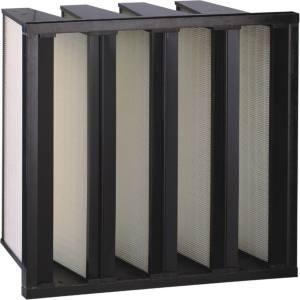 V-Bank Filter (FV-01) Manufactures