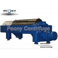 Wastewater Treatment Plant Decanter Centrifuge Sewage Processing Machine Manufactures