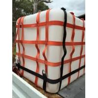 Durable Large Capacity Webbing Cargo Net Custom Size For Climbing / Indoor Manufactures
