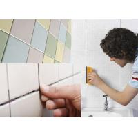 High Temperature Mosaic / Ceramic Wall Tile Adhesive Waterproof For Outdoor Manufactures