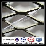 6.0mm mild steel expanded metal walkway,ramp,metal sheet