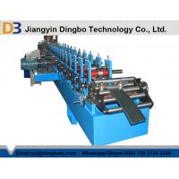 350mm H Profile Steel C / Z Purlin Roll Forming Machine 8-10m/Min Manufactures