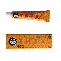 TKTX Quick Strong Effect No Pain 40% Tattoo Anesthetic Cream / Deep Numb Cream Manufactures