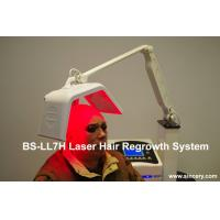 Biochemical PDT LED Laser diode hair regrowth machine for hair lossing Manufactures