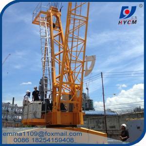 8t QD2015 Derrick Crane 440V/60Hz Power Supply to Philippines Manufactures