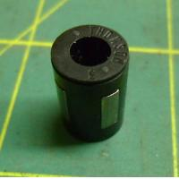 THOMSON SUPER BALL BUSHING LINEAR BEARING 3/16 I.D.X 3/8 O.D. X 9/16 LONG #4545A Manufactures