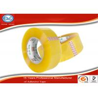 Buy cheap Super Clear Water Based BOPP Packing Tape with Custom Logo from wholesalers