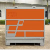 Four Layers Stackable IBC Liquid Storage Tank Space Saving 275 Gallon Manufactures