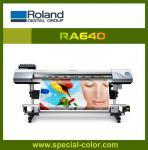 Original RE640 Roland Eco Solvent Printer 1.6meter.Roland RA640 Manufactures