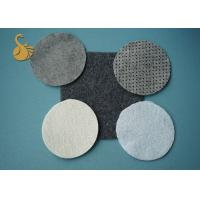 Customized Needle Punched Heat Resistant Felt For Carpet Underlay , Carton Design Manufactures