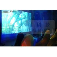 5D Movie theater outdoor , cinema box with specail effect function Manufactures