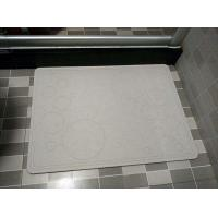 China Non Slip Diatomaceous Earth Bath Mat For Kitchen Bathroom Floor Instant Dry on sale
