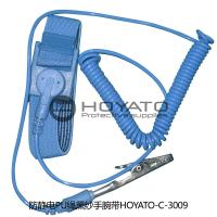 High Elastic ESD Consumables PU Anti Static Rope Flexibility Gauze Wrist Strap Manufactures