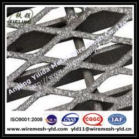 flattened type heavy duty expanded metal for walkway,metal sheet Manufactures
