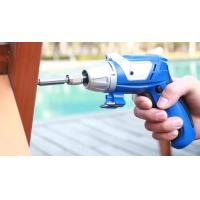 """3.6V 1300mAh Foldable Li-ion Cordless Electric Screwdriver with 1/4"""" Chuck and LED Light Manufactures"""