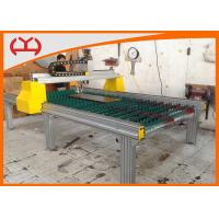 Table Portable Cnc Plasma Cutting Machine For Mild Steel Alloy / Carbon Steel