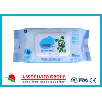 Ultra Packing Baby Wet Wipes Pearl Dot Spunlace Uncontinuorsly Extrating 90PCS Manufactures