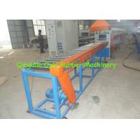 Cheap Window / Door Sealing Strip Rubber Profile Extrusion Line 6-8 Worker Required for sale