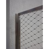 Rope Mesh Green Wall Protects Building Wall Effectively