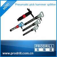 G35 Pneumatic Hammer Pick Splitter Manufactures