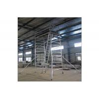 Cheap Painting Plastering Multi Purpose Aluminium Mobile Scaffold For Inspecting Roof for sale