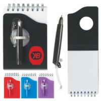 Mini Jotter Pad with Shorty Pen Manufactures