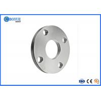 "ASTM B564 Forged UNS N06625 Slip On alloy 600 Pipe Flanges ASME B16.5 1 / 2"" - 24"" Manufactures"