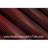 A106 Gr.B SMLS Carbon Steel Helical Welded Fin Tubes Solid Type Manufactures