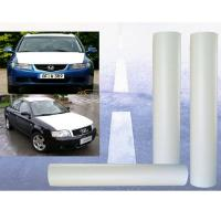Buy cheap PE white automotive protective membrane from wholesalers