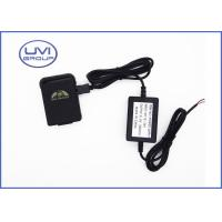 Car Battery Charger for GPS Tracker TK102 with Short Circuit Protection Manufactures