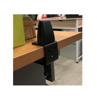 Alu Alloy ISO9001 115mm Clamp On Privacy Desk Divider Manufactures