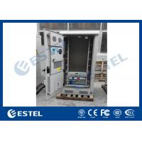 Double Wall Outdoor Telecom Cabinet , Outdoor Electrical Cabinets And Enclosures
