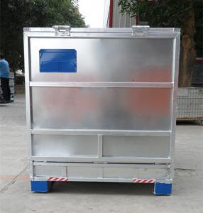 Heavy Duty IBC Liquid Storage Tank for Food Transportation Manufactures