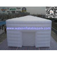 Durable Inflatable Cube Tent Structures For Outdoor Activity , Commercial Grade Manufactures