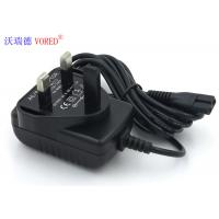 UK Plug Lithium Battery Charger 100-240V AC 50 / 60HZ Input Plug In Connection Manufactures