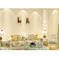 Cheap Gold and Gray Floral home wall design wallpaper , Modern luxury wallpaper for bedrooms for sale