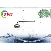 16mm 201 Stainless Steel Wall Mounted Swing Shower Facuet Spout Accessory Less PB Rotatable Chrome Faucet Water Tube Manufactures