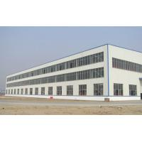 China High Quality Steel Structure Pre-Engineered Storage Buildings on sale