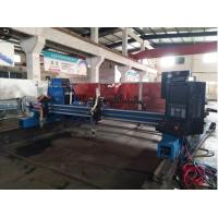 China Flame Metal CNC Cutting Machine , THC Automated Industrial Plasma Cutter on sale