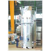 Vertical Industrial Gas Steam Boiler High Efficiency Environmentally Friendly