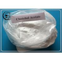 Clostebol Acetate Hormone Oral Anabolic Steroids CAS 855-19-6 For Fat Burning Manufactures