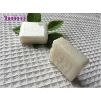 Competitive Price Square Hotel soap sachet body hair removing soap Manufactures