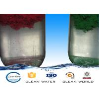 Wastewater Treatment Chemical Paint Coagulation For Paint Fog Paint Detackifier Manufactures