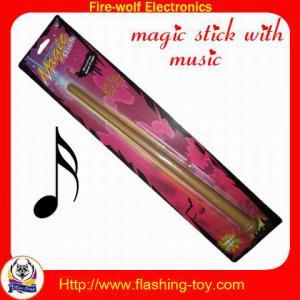 China fairy music wand, flashing sticks, Led Flashing Light Stick on sale