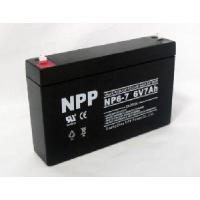 6V 7ah Rechargeable Battery Manufactures