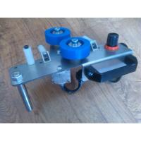 Pneumatic Manual Edge Roller Press for Double Glazing Units Double Glazing Equipment Manufactures