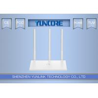 Desktop Wifi Router N Series2.4G 300Mbps 5dBi Undetachable MIMO Antenna Manufactures