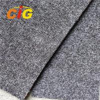 100% Polyester Colorful Carpet Fabrics For Auto Upholstery 30-50m/Roll Manufactures