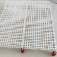 25*20mm Slat Flooring For Poultry Manufactures